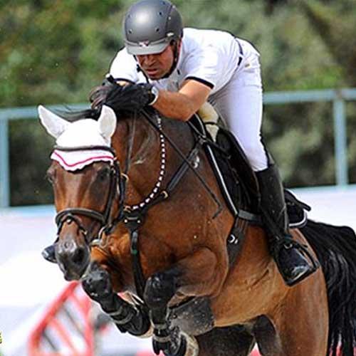 تیم پرش با اسب