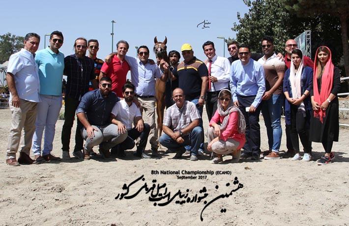 Iran Horse Promotion